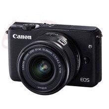 Canon M10 цифровая камера EF-M15-45 IS STM объектив Комплект для Canon EOS M10 беззеркальная цифровая камера