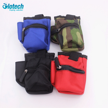 Glotech 4pcs/lot electronic cigarette Zipper Carry bag for box mod kit atomizer e-juice RDA RBA RTA DIY accessory mini carry bag