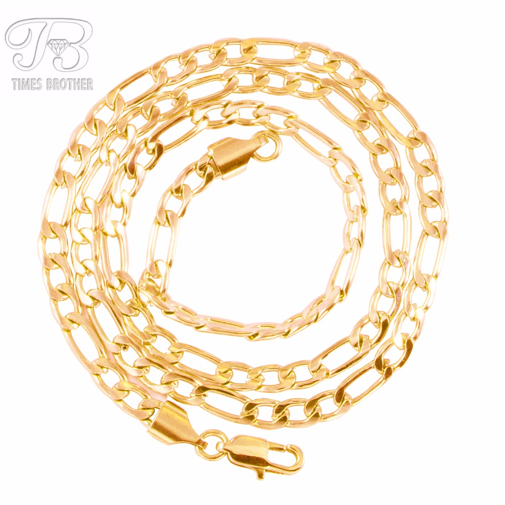 fine strand gold handmade necklace pin jewelry chain chains