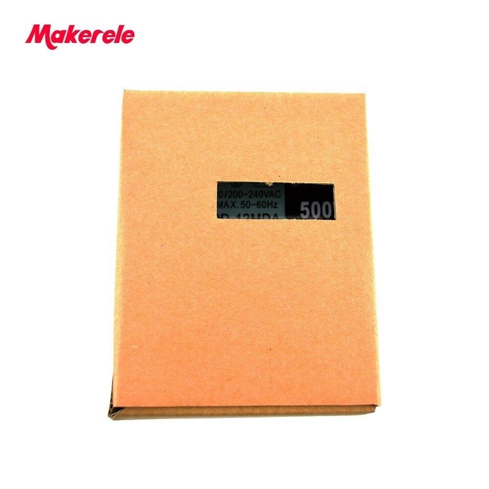 Alimentation à découpage à sortie unique ac-dc 500 w 24 v 20.8a LP-500-24 pour bande de LED avec affichage numérique - 6