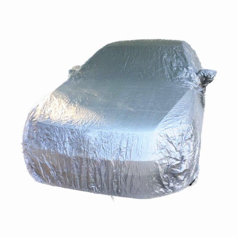 Indoor Outdoor-Car-Cover Sun UV Staubdicht Schutz größe S M L XL SUV L XL Auto-abdeckungen Frei verschiffen