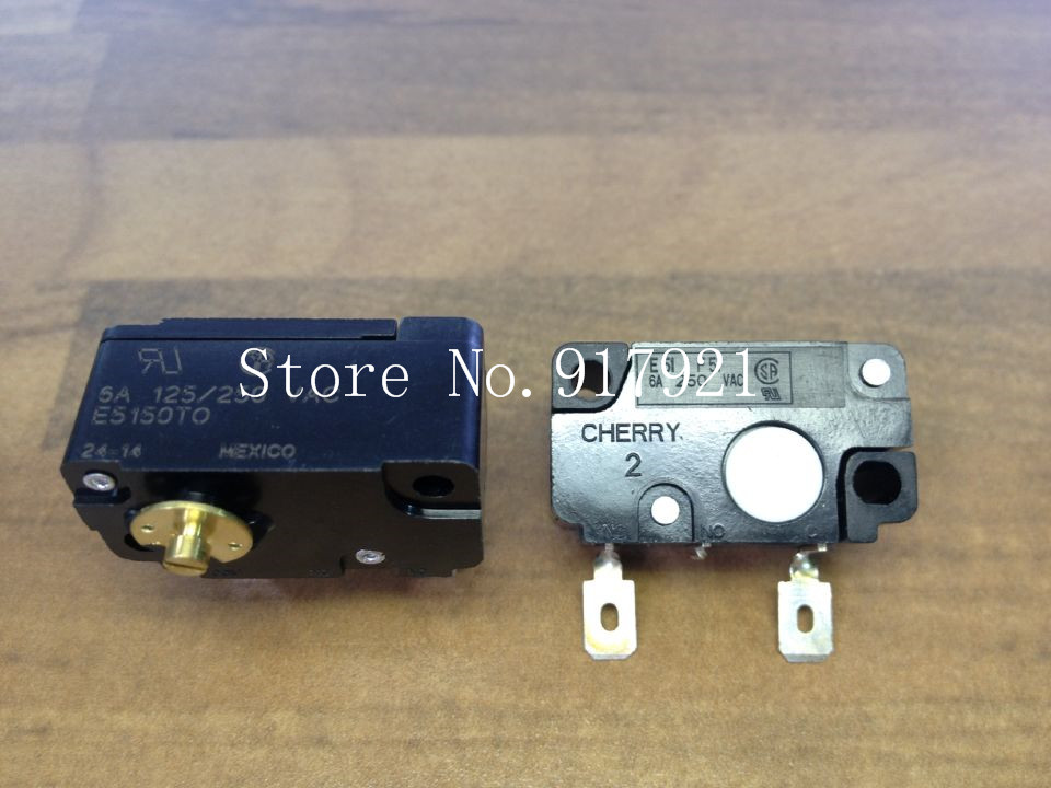 [ZOB] The German CHERRY cherry E51/F51 E5150TO imported high sensitivity micro switch 6A250V coin --10PCS/LOT
