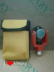 Nowy w całości z metalu Mini pryzmat dla Topcon Sokkia tachimetr Nikon Pentax całkowitej stacji (-30/0mm)