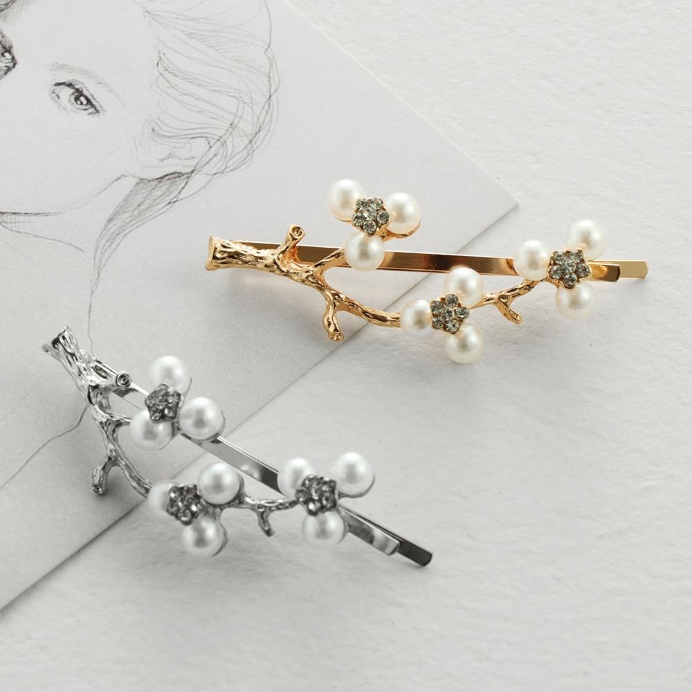 Helisopus Rosa Shell Haar Clips Für Frauen 2019 Mode Haarnadel Süße Retro Geometrische Haar Clip Damen Haar Zubehör Bekleidung Zubehör