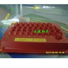 heterogenic customized tampo pads