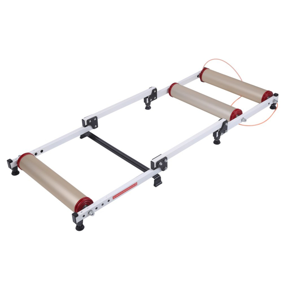 Cycling Trainer Home Bike Trainer Racks Bike Training Tool Bike Training Station Aluminum Alloy Frame Fits