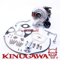 Кинугава GTX заготовки Турбокомпрессор TD05H 16G 8 см для SUBARU 05 ~ 09 Legacy GT/08 ~ WRX EJ25 GH8 /для VF46 VF40 на болтах