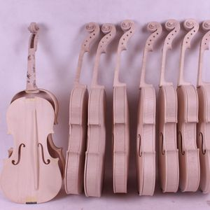 One 4/4 Violin unfinished Flam