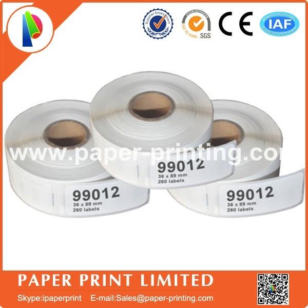 20 roll compatible dymo lw 99012 white standard address labels rolls
