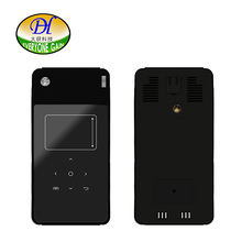 Everyone Gain A9F Mini Proyector with 5400mAh Smartphone Projector DLP Android for Home Theater Wireless Full
