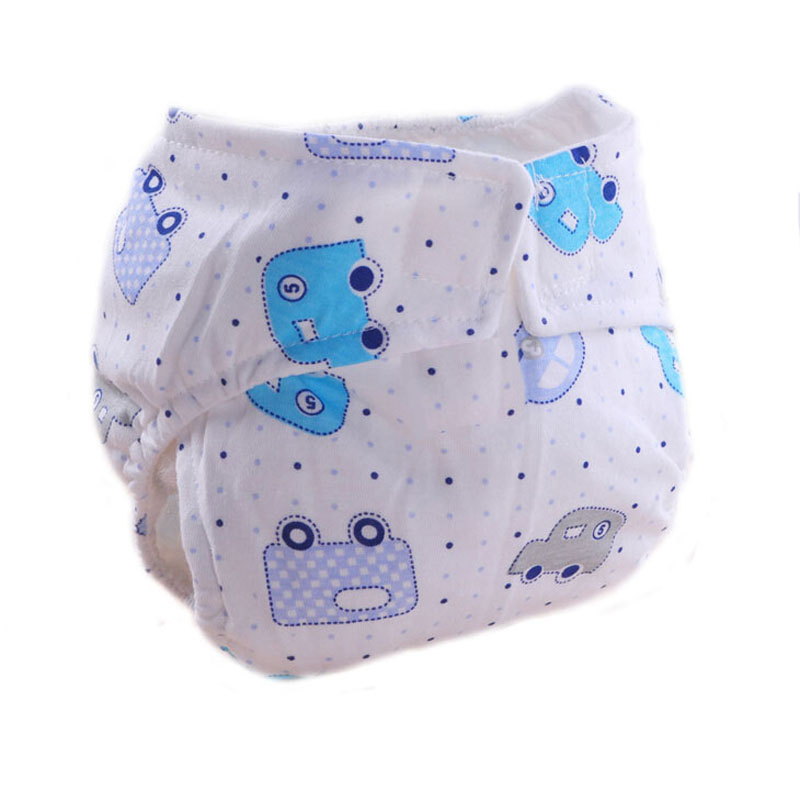 100% Pure Cotton 1 pcs /lot Baby Infant Nappy Breathable Skin Care Cloth Soft Comfortable Covers Diaper Free Shipping