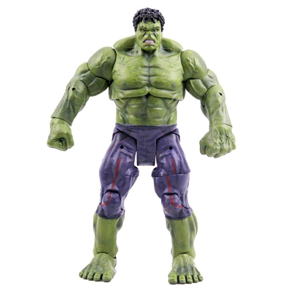"""<font><b>Marvel</b></font> <font><b>Select</b></font> the Avengers Age Of <font><b>Ultron</b></font> Hulk 10"""" <font><b>Action</b></font> <font><b>Figure</b></font> Model Toy DC008037"""