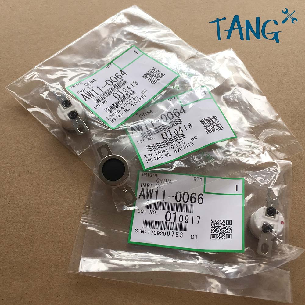 3PC AW11 0064 AW11 0066 fuser thermostat For Ricoh MP7500 8000 5500 7001 8001 9001 2075