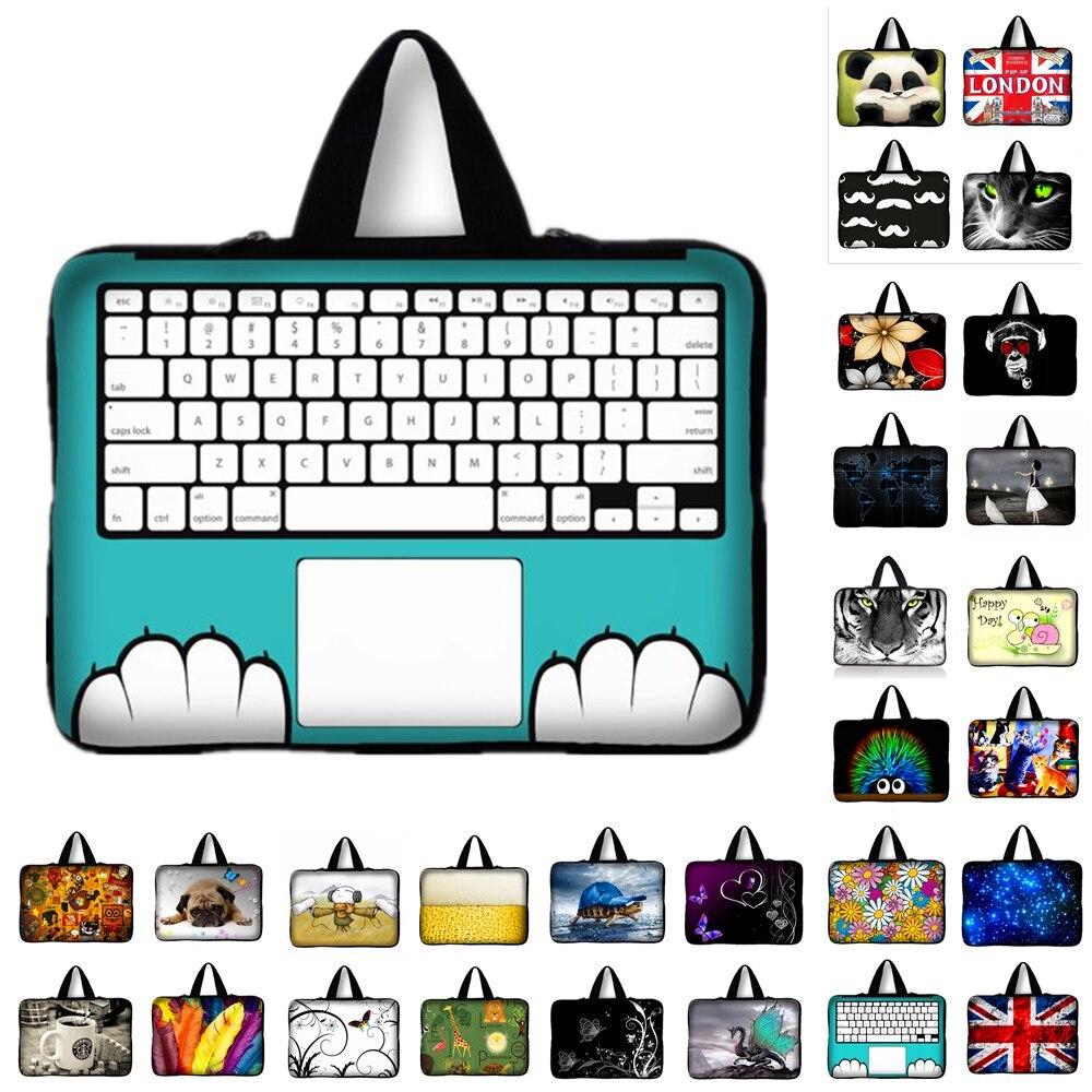 Multiple design notebook laptop tablet bag for 9.7 inch 10 11.6 13 13.3 14 14.4 15 15.6 17 17.3 laptop sleeve #Q