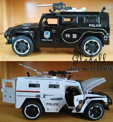 Новый 1:32 военные БТТ литой танк бронетехника игрушки для детей борьба Камуфляж полиции Hummer патруль универсал автомобиль модель