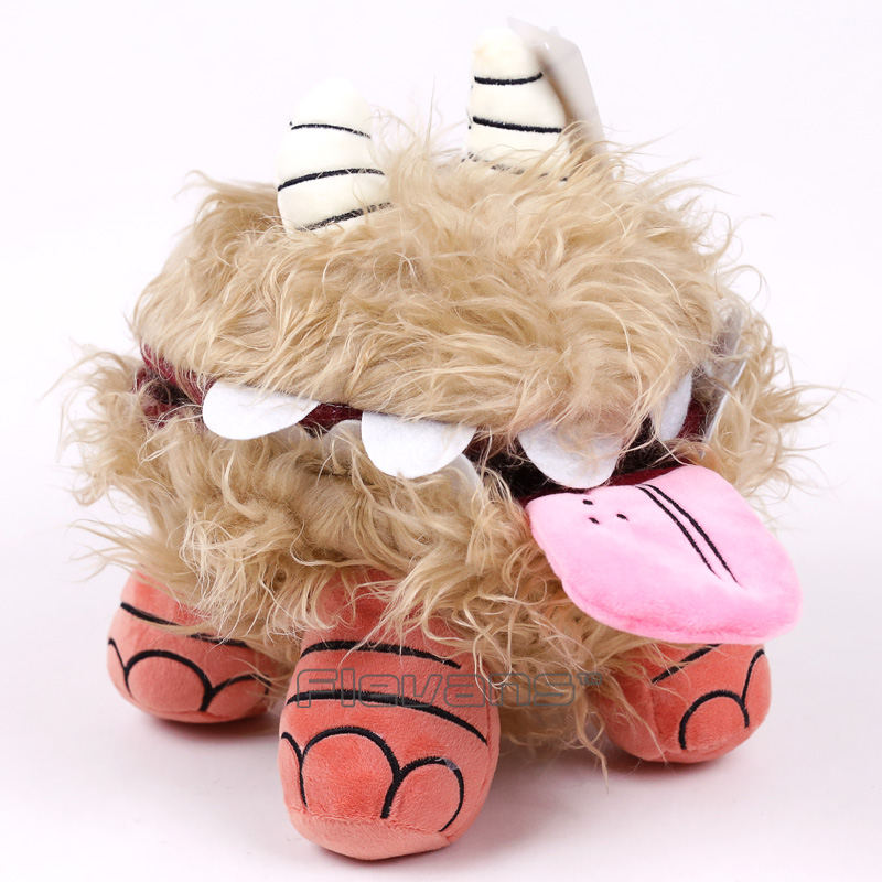 Chester / Hissing Spider Crabbit / Deerclops / Beefalo Plush Toys Soft Stuffed Animal Dolls