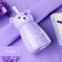 Portable Insulated Thermos Cup Children Water Bottle Mini Thermos Bottle Cute Cartoon Travel Mug