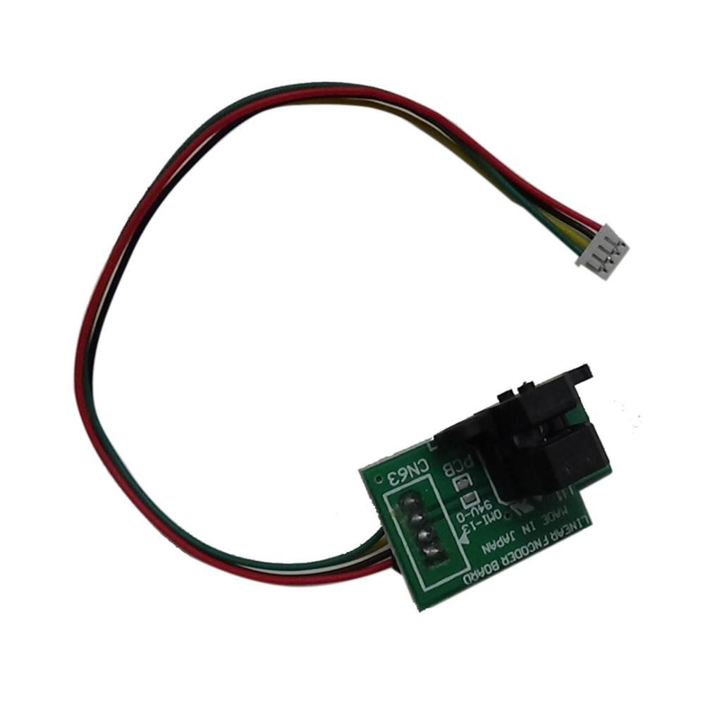 Good quality wide format printer Roland SP 540 640 / VP 300 540 / RS640 540 / RA640 raster sensor for Roland VP encoder sensor feed motor board for roland rs 640