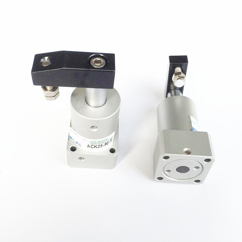 ACK63-90L ACK63-90R Pneumatic Rotary Clamping Cylinder ACK ACKDACK63-90L ACK63-90R Pneumatic Rotary Clamping Cylinder ACK ACKD