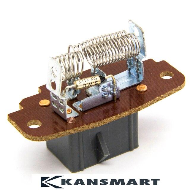 Us 9 68 Oe F5tz19a706b F5tz19a706a New Heater Blower Motor Fan Resistor Regulator Fit For Ford Mazda Mercury Ranger Explorer Sport In Blower Motors