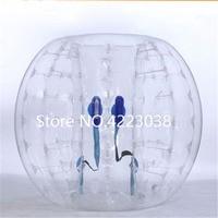 Freies Verschiffen Aufblasbare Stoßstange Fußballblase Ball Dia 5 ft (1 5 mt) blase Fußball Riesigen Menschlichen Hamster Ball für Erwachsene und Jugendliche
