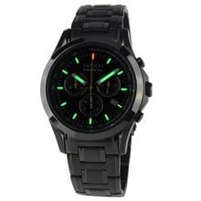 EPOCH 6022 Г водонепроницаемый 100 м газообразного трития световой тройной окно спорт хронограф мужские кварцевые часы