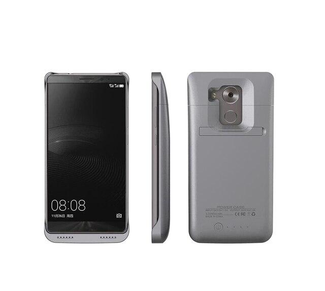 Для HuaWei mate8 M8 Высокое Качество 4500 мАч Телефон Защитный Зарядное Устройство Дело Внешняя Батарея Зарядное Устройство Дело Power Bank Резервного Копирования Крышка