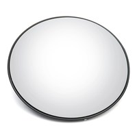 NEW 30cm Wide Angle Curved Convex Security Road Mirror For Indoor Burglar Traffic Signal Roadway Safety