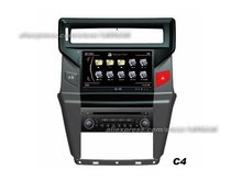For Citroen C4 2013~2014 – Car GPS Navigation System + Radio TV DVD iPod BT 3G WIFI HD Screen Multimedia System