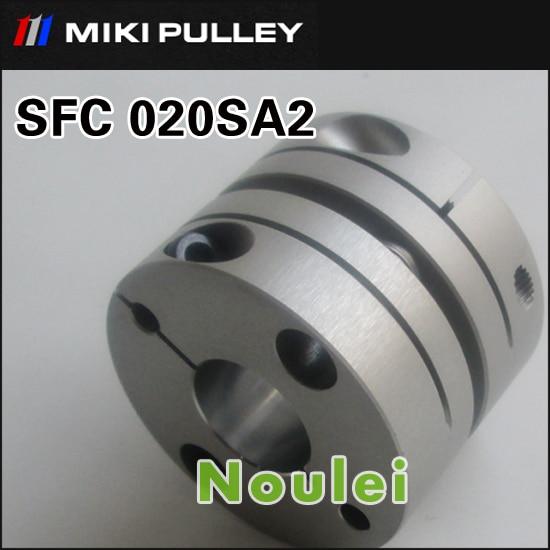все цены на MIKI PULLEY OD 26x23.15mm Single Disc type disk flexible coupling 6.35 * 10 for CNC DIY онлайн