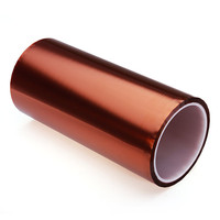 New Arrival 200mm x 30m High Temperature Heat Resistant Polyimide Tape