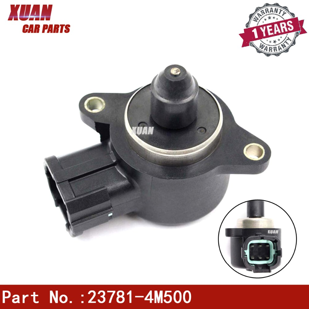 Auto Replacement Parts Trustful High Quality Idle Speed Control Valve For Nissan Almera N16 Qg15de 23781-5m401 23781-5m403 23781-4m500 237814m500 23781-4m50a Air Intake System
