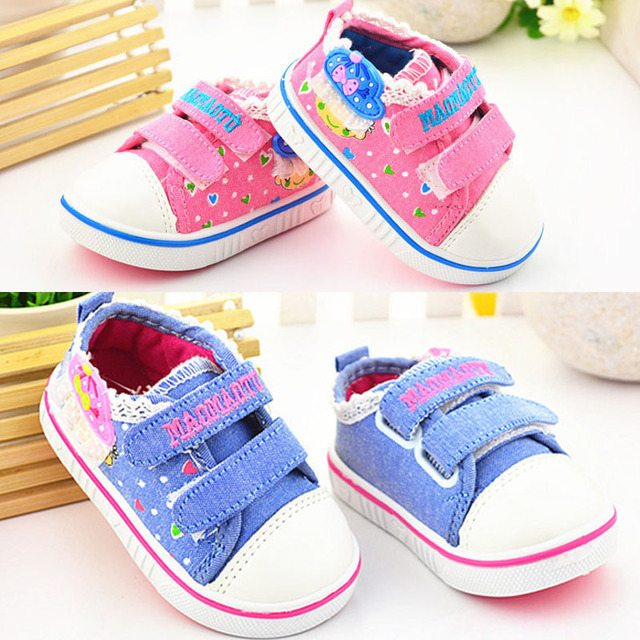 447683cd779d Brand newborn baby girl shoes 2015 autumn winter toddler girls sneakers  Soft Soled Non-slip 2 Candy colors size 3 4 5