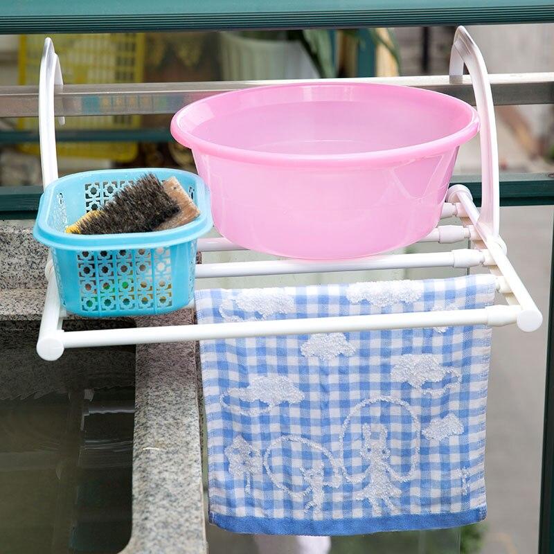 1PC Underwear Storage Shelf Folding Rack For Clothes Sundries Sponge Holder Drying Racks Multifunction Adjustable Container