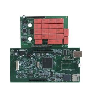 Image 3 - Scanner VD DS150E CDP 2021 obd obd2 con i migliori relè 2017R3 keygen per strumenti diagnostici bluetooth del(