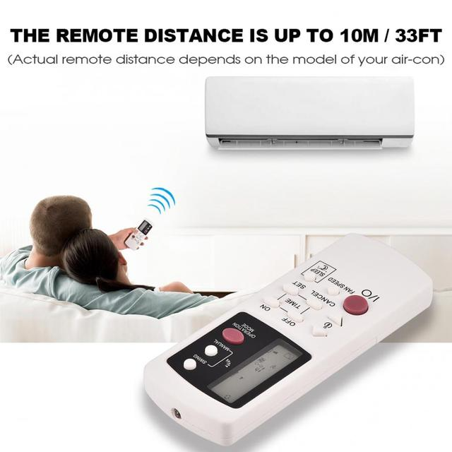Controle remoto para Galanz GZ-1002A-E3 GZ-1002B-E1 GZ-1002B-E3 GZ01-BEJ0-000 Condicionador de Ar de Controle Remoto