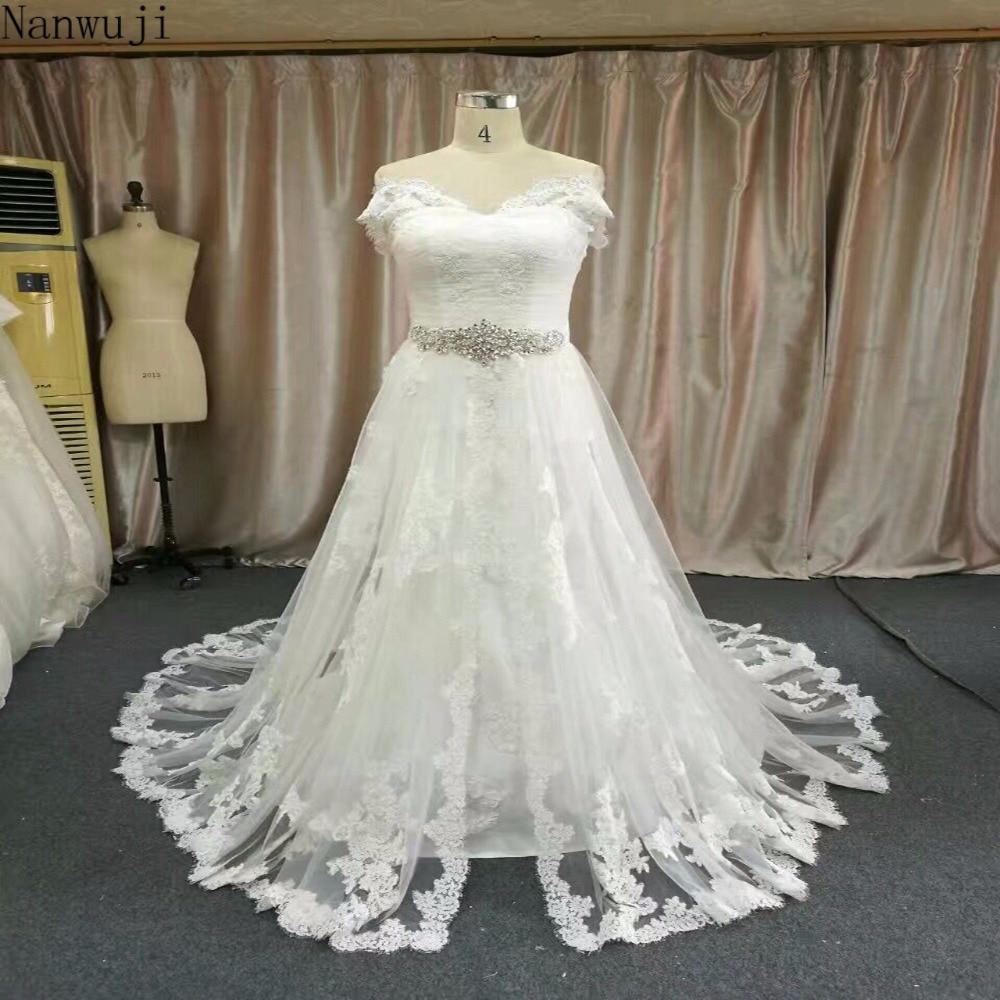 2018 उच्च गुणवत्ता उत्तम - शादी के कपड़े