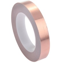 protable Electronics conductive 2CM*30M Copper Foil Tape Roll EMI Shielding for Guitar Anti-Tear Accessories