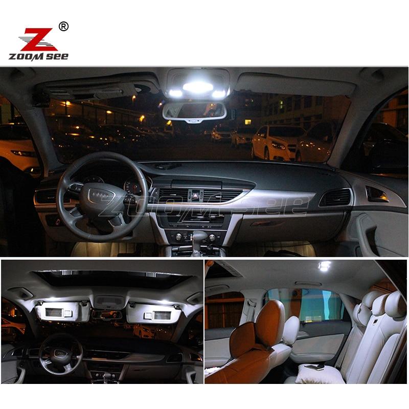 16pc X 100% canbus brez napake LED žarnica Notranjost kupola - Avtomobilske luči - Fotografija 4