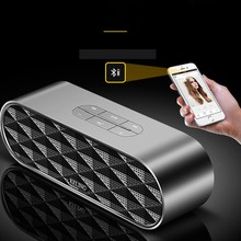 Mini HIFI Wireless Bluetooth Speaker 2000MAH Large Capacity Battery Support Bluetooth/TF/USB/AUX Dual Speaker Full Range Speaker cky bc145 mini wireless bluetooth v3 0 docking speaker w usb pink
