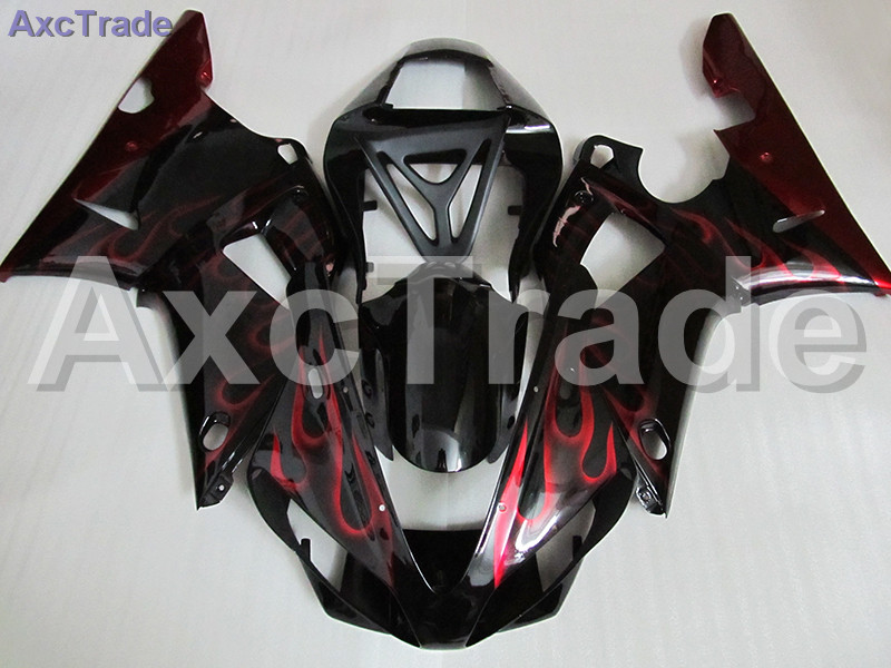 High Quality ABS Plastic For Yamaha YZF1000 YZF 1000 R1 YZF-R1 2000 2001 00 01 Moto Custom Made Motorcycle Fairing Kit Bodywork fit for yamaha yzf 600 r6 1998 1999 2000 2001 2002 yzf600r abs plastic motorcycle fairing kit bodywork yzfr6 98 02 yzf 600r cb20