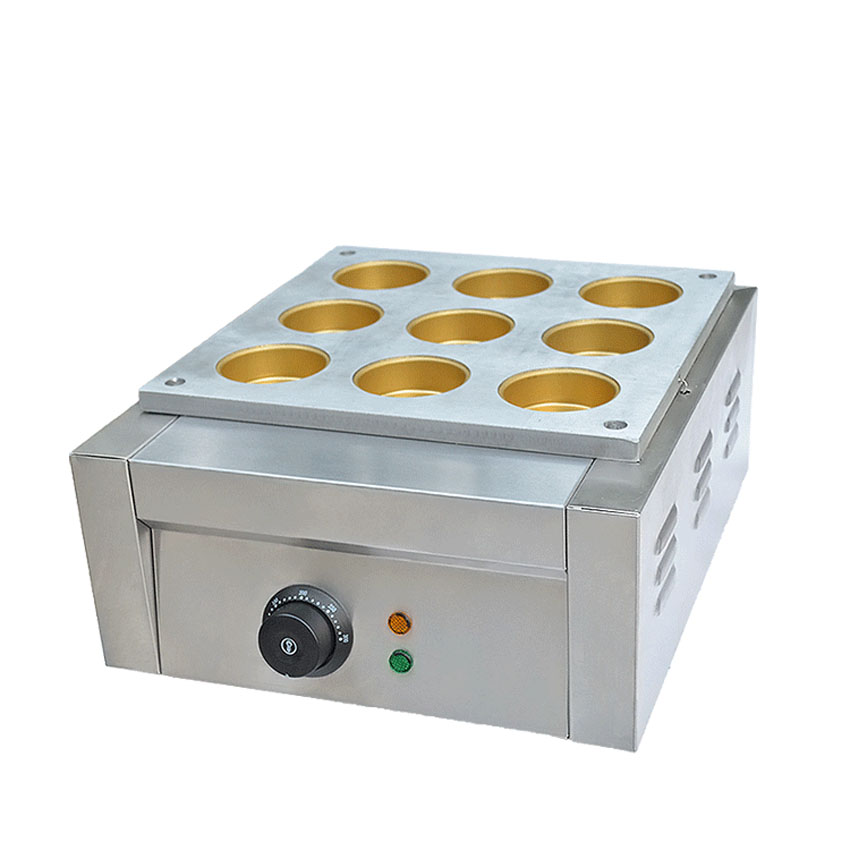 1 PC 9 hole Electric type Red Bean Cake Machine Wheel Cake Machine Small Cake Machin Sanck Food Machine free shipping electric 9 hole bean cake grill taiwan wheel bread machine buy machine come with recipe