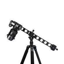 "Manbily PU 480 빠른 장착 플레이트 1/4 ""DSLR 카메라 용 범용 삼각대의 퀵 릴리스 플레이트 미니 슬라이드 480x38x10mm"
