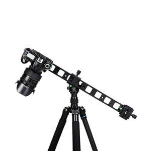 """Image 1 - Manbily PU 480 Allunga piastra di montaggio Veloce 1/4 """"Universale del Treppiede piastra a sgancio rapido mini slitta per la macchina fotografica DSLR 480x38x10mm"""