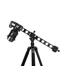 """Manbily PU 480 Verlengen Snelle Montageplaat 1/4 """"Universele Statief Quick Release Plaat Mini Glijbaan Voor Dslr Camera 480x38x10mm"""