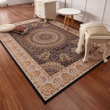 Ковры в персидском стиле для гостиной, роскошные ковры и ковры для спальни, классический Коврик для учебы в турецком стиле, коврик для журнального столика
