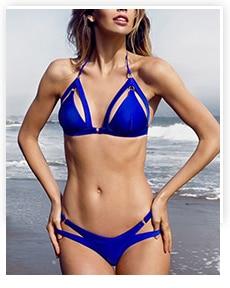 HTB1N7FGa5YrK1Rjy0Fdq6ACvVXaQ 2019 Women Micro Bikini set Push Up Swimwear Solid Beach Bathing Suit Brazilian Thong Swimsuit For Girls Bikini Swim Suit Femme