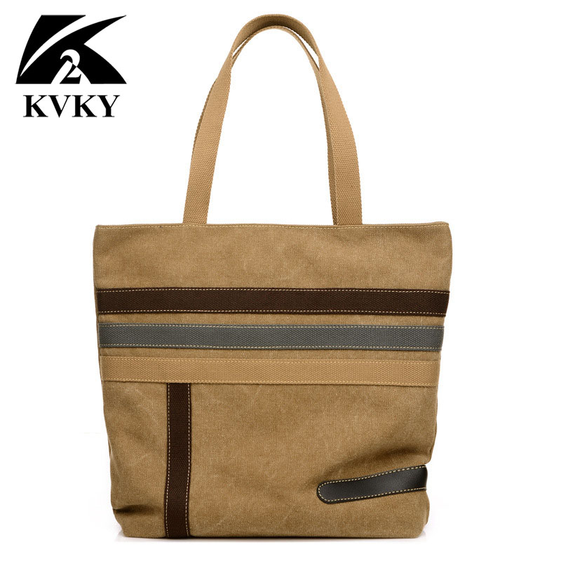 Brand Women Bag Handbag Casual Canvas Totes Canvas Top-Handle Bag For Lady Simple Design Fashion Shoulder Bag Female Bolsas