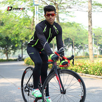 Dareive Cycling Thermal Suits Jacket Long Pants Suit