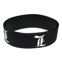 Death Note Wristband Silicone Bracelet